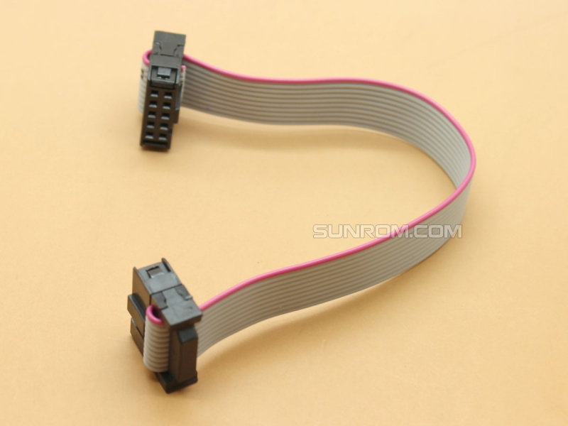 10 Pin Frc Cable 3820 Sunrom Electronics Technologies